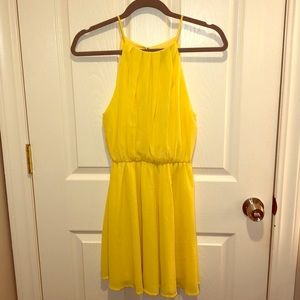 Windsor Yellow Dress